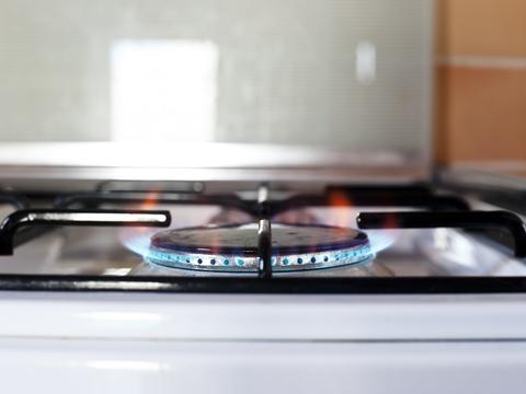 ilustrační foto - plynový sporák